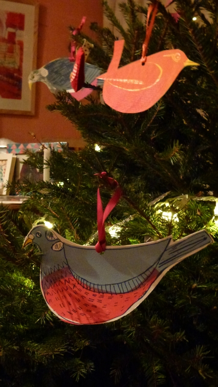 Birds in a tree 2011