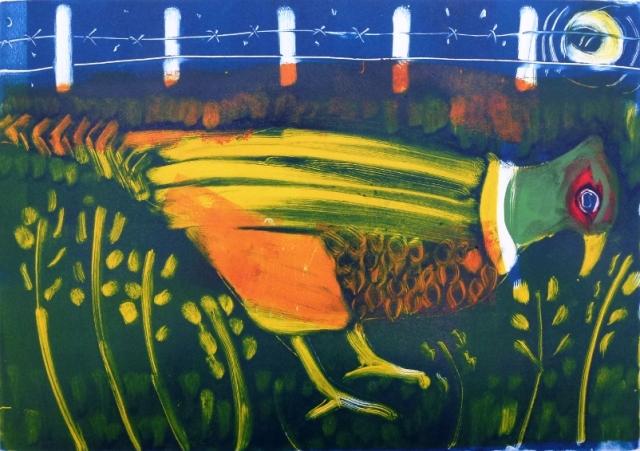 moonlit pheasant 3 web