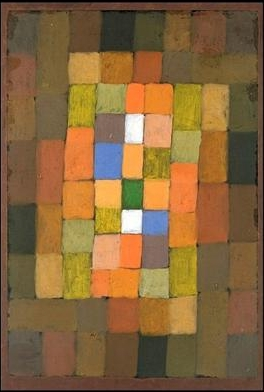 paul klee making visible exhibition
