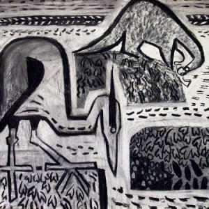 mull - heron & otter