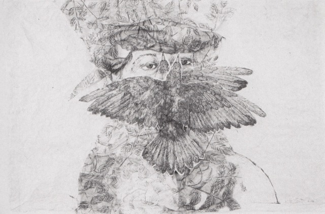 smith-kiki-1954-usa-ohne-titel-woman-with-bird-1709777