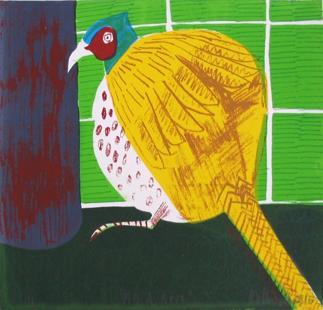 Jones, Kittie-pheasant