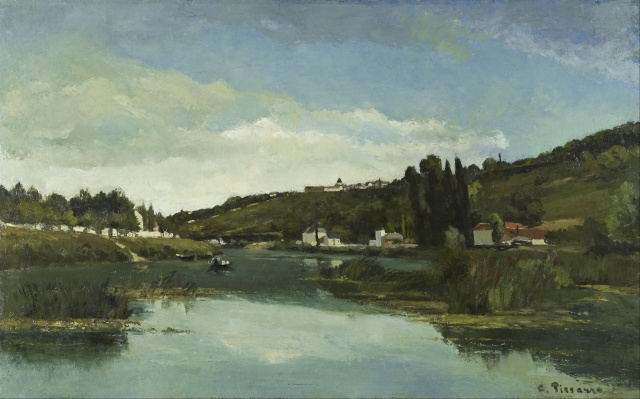 camille_pissarro_-_the_marne_at_chennevic3a8res_-_google_art_project